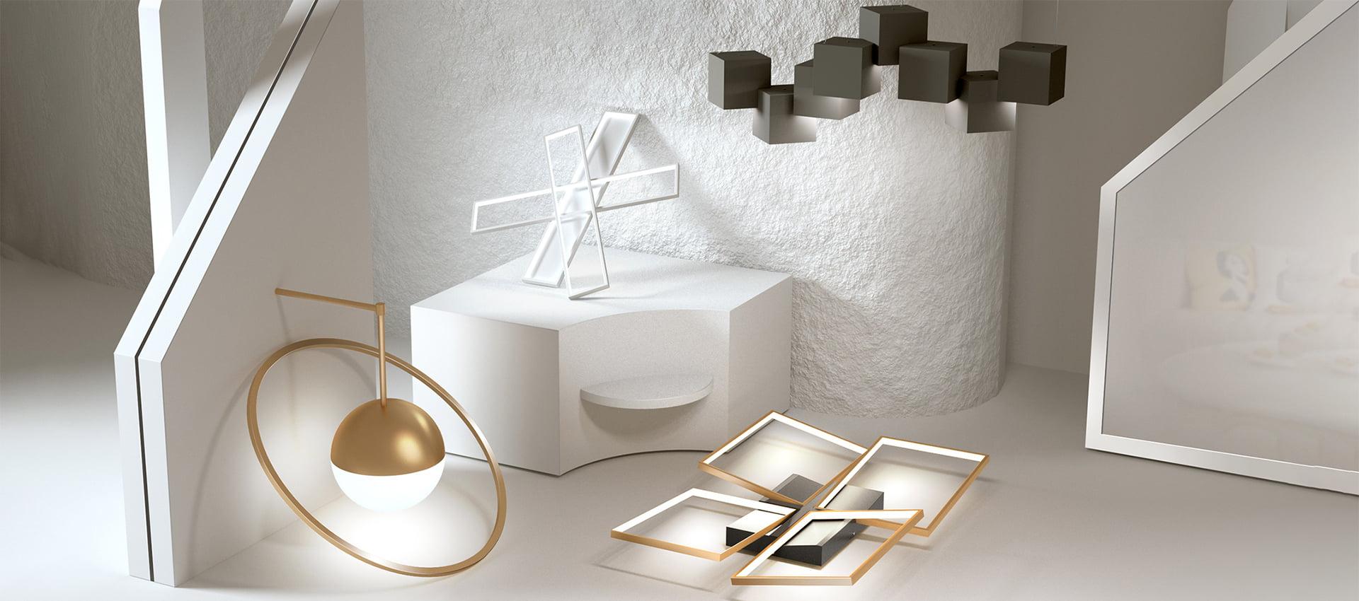 智能燈具-多元燈具